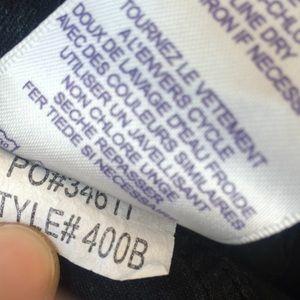 NYDJ Jeans - NYDJ Barbara Bootcut Dark Studded Bling Jeans Sz 6